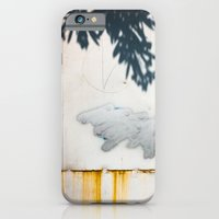 Shadow, cloud and rotten horizon iPhone 6 Slim Case