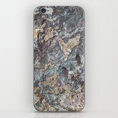 Norwegian granite iPhone & iPod Skin