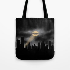 Calling Out Tote Bag