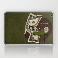 Pick up line Laptop & iPad Skin