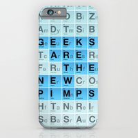 Geeks are the New Pimps iPhone 6 Slim Case