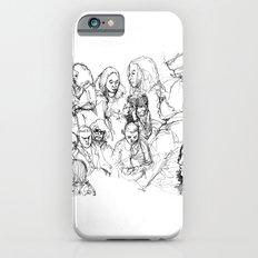 Transit People iPhone 6 Slim Case
