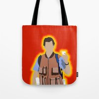 Bobby Boucher: Waterboy Tote Bag