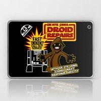 Gr'Ate Jawa Droid Repair… Laptop & iPad Skin