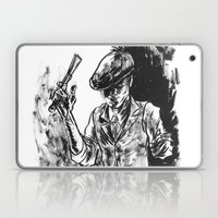 One Armed Gangster Laptop & iPad Skin