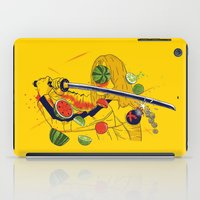 Kill Fruit iPad Case
