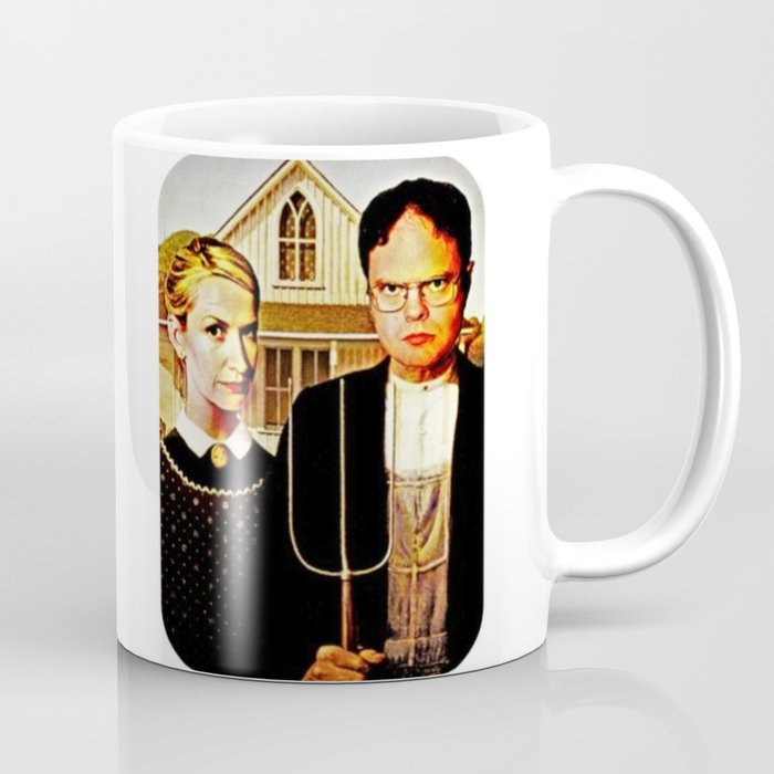 Dwight Schrute Angela Martin The Office American