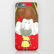 Boo! But Tiny Mouse I Think You Should Look Behind You! Slim Case iPhone 6s
