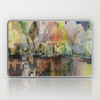 Central Park in Autumn Laptop & iPad Skin