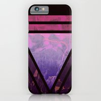 iPhone Cases featuring Triangle Time by cafelab