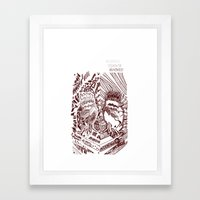 REVOKED Framed Art Print
