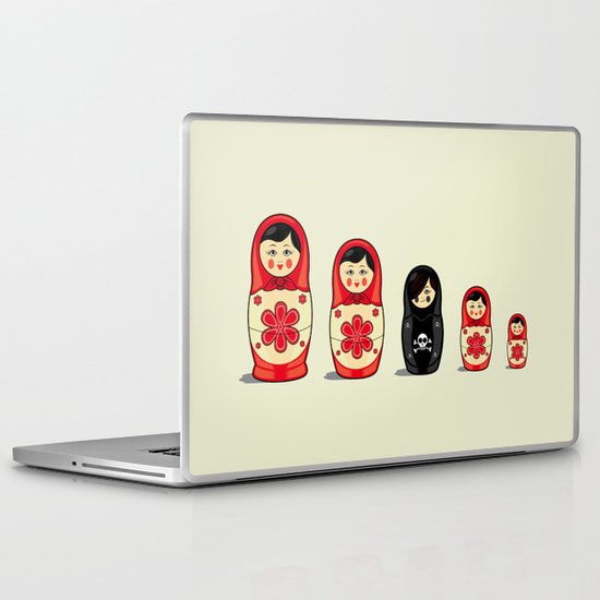 The Black Sheep Laptop & iPad Skin