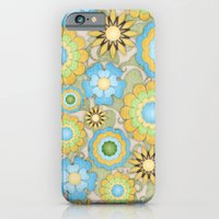 English Country Floral iPhone 6 Slim Case
