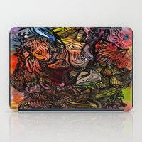 Watercolor Illusion  iPad Case