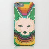 iPhone & iPod Case featuring Fannec Fox by Ian Stewart