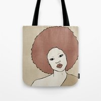 Female Three Tote Bag