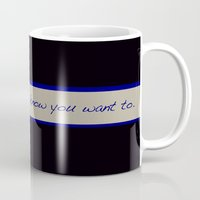 You Know You Want To: 2 Mug