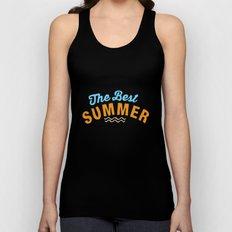 The Best Summer Unisex Tank Top