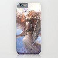White Angel iPhone 6 Slim Case