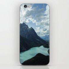 Blue Lake iPhone & iPod Skin