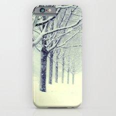 Winter's Walk iPhone 6 Slim Case