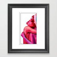 Women Framed Art Print