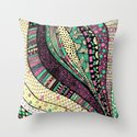 too tall Throw Pillow