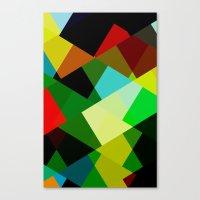 Colors! Canvas Print