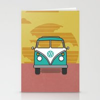 Summer Buggin' Stationery Cards