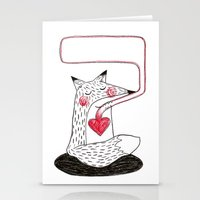 From The Heart. Stationery Cards