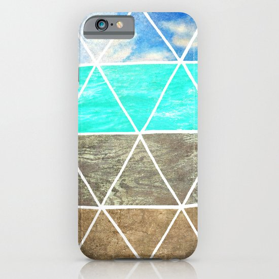 Elemental Geodesic  iPhone & iPod Case