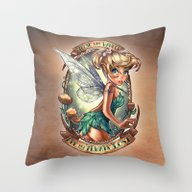 Those Who Wander Are Not… Throw Pillow