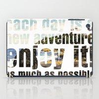 Adventure Days iPad Case