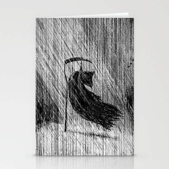 Death of Death Stationery Card