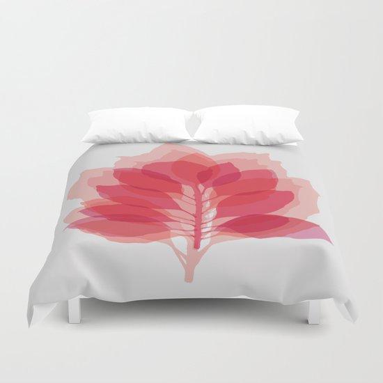 Blossom Rose Duvet Cover