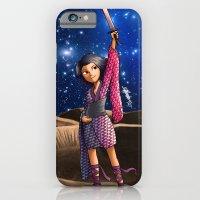 Mercury Princess iPhone 6 Slim Case
