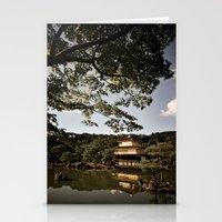 Kinkakuji/The Golden Pavilion, Kyoto Stationery Cards