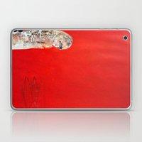 RED GIRL Laptop & iPad Skin