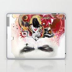 MINGA x Sleepless is the Watchful Eye Laptop & iPad Skin