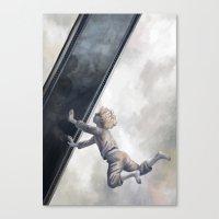 Der Spiegel des Cyprianus Canvas Print