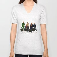 The Almond Brothers Band Unisex V-Neck