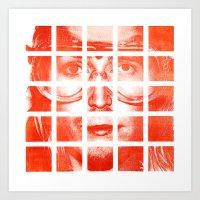 Ac.17 As.2 An.2 Cl.2 Kh.… Art Print