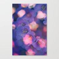 De FlowerDream Canvas Print