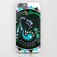 iPhone & iPod Case featuring Formed in Space  by Süyümbike Güvenç