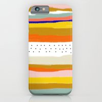 iPhone & iPod Case featuring Hooked Wild by Lisa Barbero