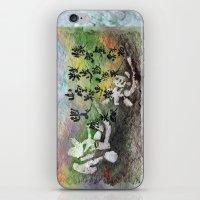 yuusou iPhone & iPod Skin