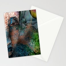 Alien Serenity Stationery Cards