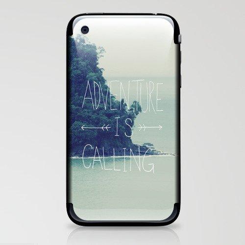 Adventure Island iPhone & iPod Skin
