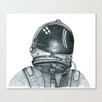 I Need My Mummy Canvas Print