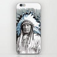 Native American Chief iPhone & iPod Skin